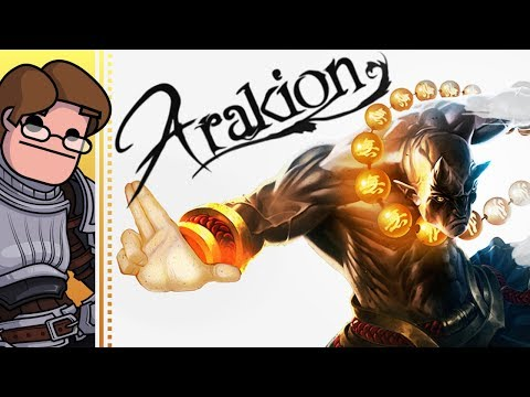 Let's Try Arakion: Book One - First Person Dungeon Crawling...And Town Building?