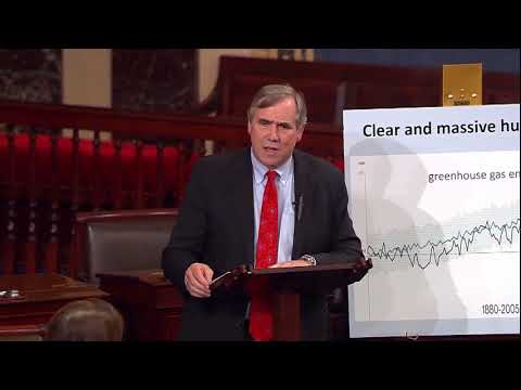 Senator Merkley Speaks Out Against EPA Nominee Wehrum