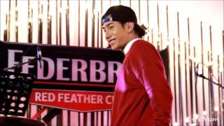 [HD] 170421 เป๊ก ผลิตโชค : มีหัวใจแต่ไม่อยากรัก @ Federbräu Red Feather Club x Time Out Bangkok