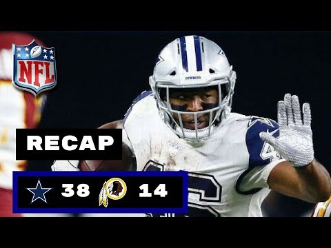 Dallas Cowboys vs Washington Redskins Week 13 Thursday Night Football Recap | The Boys are BACK?