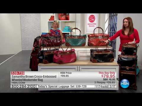 HSN | Samantha Brown Travel Anniversary 05.28.2017 - 10 PM