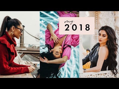 The BEST Year Of My Life! My 2018 Highlights, Bloopers and Outtakes | Shay Mitchell