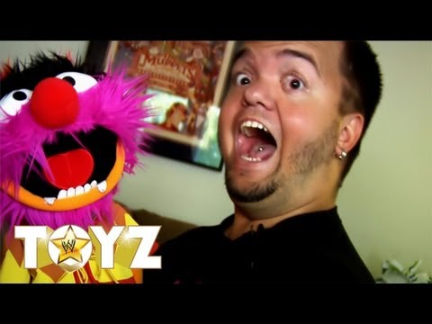 Superstar Toyz - Hornswoggle's Muppet Show And Tell - Episode 14