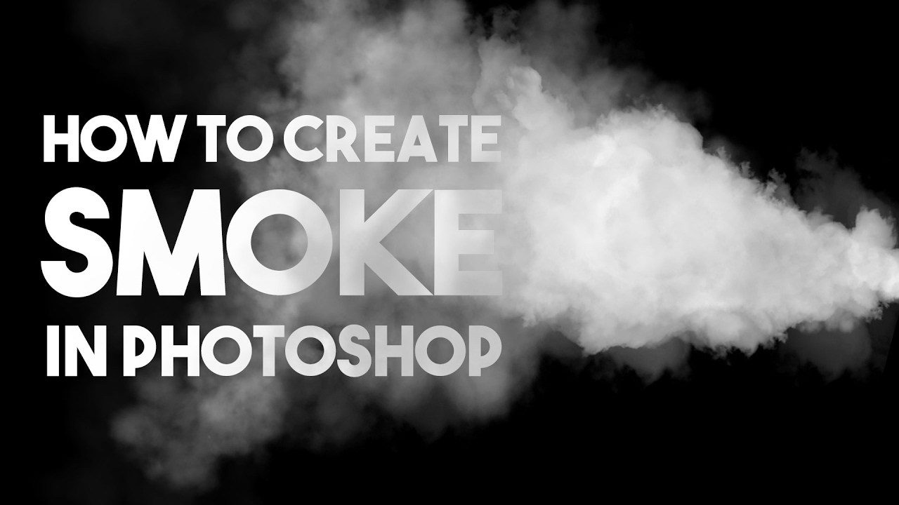 To make in smoke photoshop how