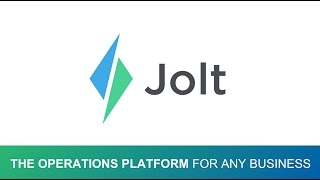 Building Up Your Systems With Jolt Webinar