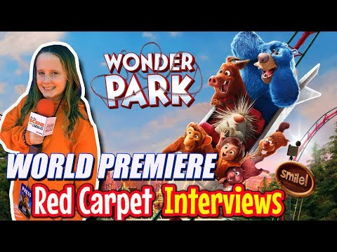 Wonder Park Cast Red Carpet Interviews - Grace Vanderwaal - Miranda Sings - Ken Jeong - Sky Katz Mp3