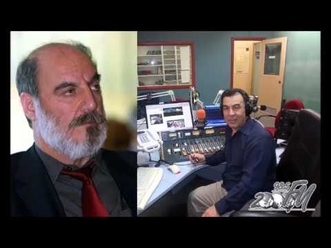 Mostafa Khalil 2000fm interviews Kurdish writer Tonsin Reshid - liberation of Sinjar.