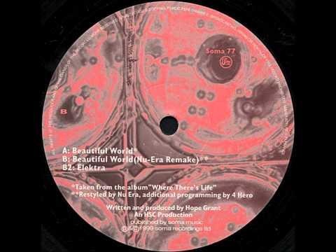 Beautiful World(Nu Era/4 Hero Remake) -  Envoy  /  Beautiful World EP (Soma Quality Recordings)