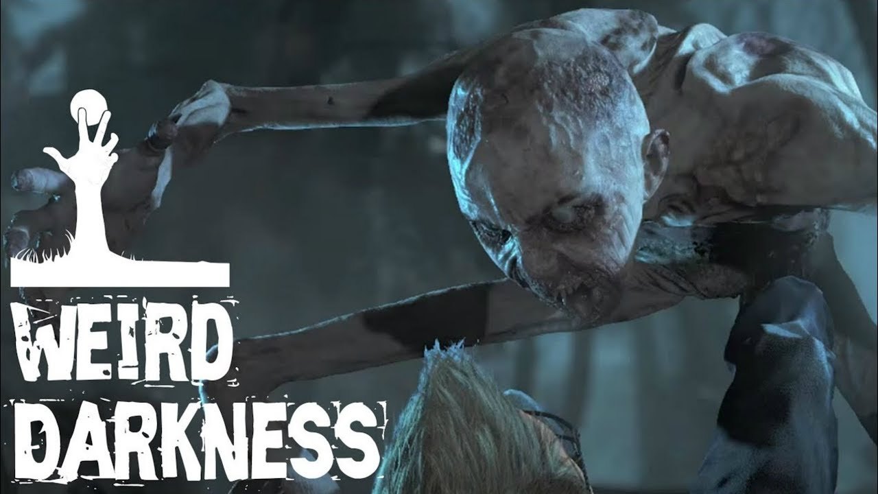 """""""CANNIBALISTIC Shapeshifter WENDIGO"""" and More True Stories of the Paranormal! #WeirdDarkness"""