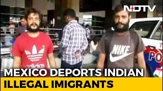 "Mexico Deports Over 300 Indians To Delhi In ""Unprecedented"" Move"