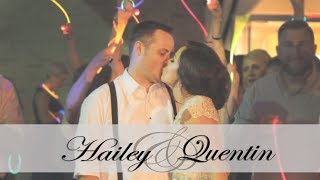 Hailey and Quentin {a wedding film}