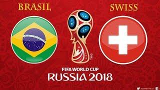 Download Video Jadwal Piala Dunia 2018, Brasil Vs Swiss dan  Prediksi Susunan Pemain. MP3 3GP MP4