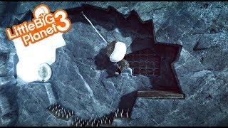 LittleBigPlanet 3 - Snow Cave [Platformer]