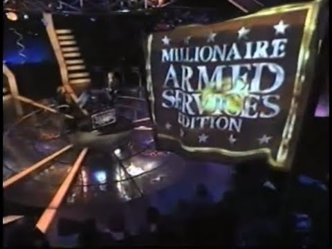 Who Wants to be a Millionaire Armed Services Edition (Episode 2) FULL SHOW