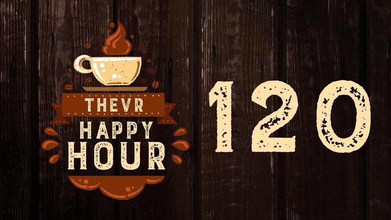 E-Sport & Forbes lista   TheVR Happy Hour - 08.04.