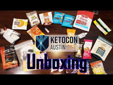 ketocon-2020-snack-unboxing-|-wedding-update-|-cookbook-update