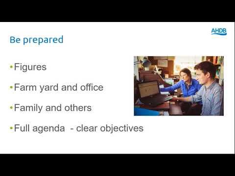 Webinar: Getting a step ahead by using farm business analysis tools
