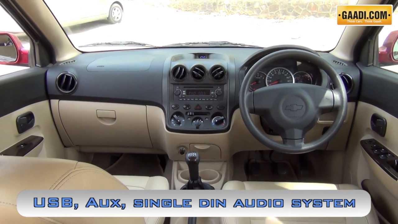 Chevrolet Enjoy Review Youtube