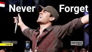 Download Enrique Iglesias - Nunca Te Olvidaré (multi-lang lyrics, best of all times)