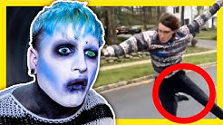 GOTH REACTS TO PEOPLE GETTING REALLY HURT!