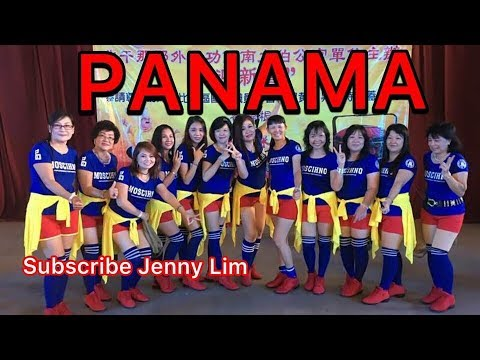 (c哩c 哩)*Panama -Matteo* dance by Jenny Dancing Group