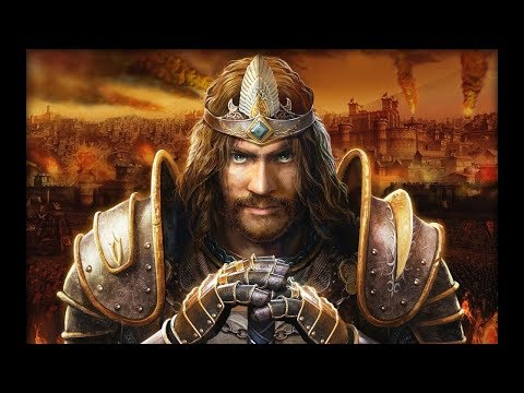 Game of Kings: The Blood Throne. Mobile Strategy MMO Game