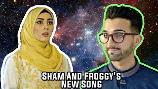 Sham Idrees And Froggy Are Back With Their New Song   Funny   Jokistan