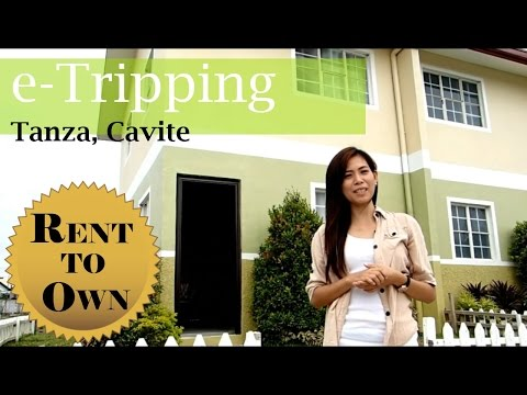 Rent to Own House at Tanza Cavite Monterra Verde Affordable Housing