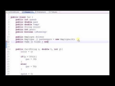 Object Composition [كود مصري]