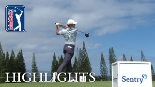 Rory McIlroy highlights | Round 3 | Sentry 2019