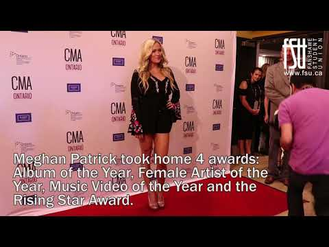 Canadian Country Music Association of Ontario awards