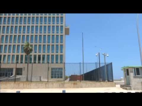 US, Cuba Reopen Embassies: Two nations usher in era of post-Cold War relations
