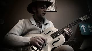 It's nobody's fault but mine (Blind Willie Johnson) - Martin Swamps