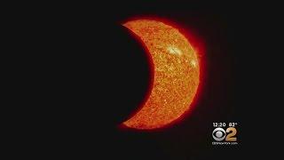 Preparing For Aug. 21 Solar Eclipse