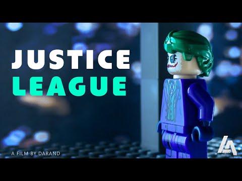 Лего мультфильм лига справедливости