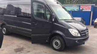 Переоборудование грузового микроавтобуса в пассажирский(, 2017-09-06T06:28:31.000Z)