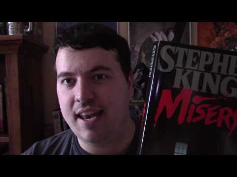 Misery by Stephen King(Book Review)