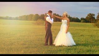 Brett and Morgan's Wedding Film   Santa Fe River Ranch