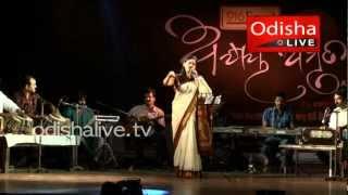 Olata Brukshe Kheluchhi - Odia Devotional - Susmita Das - HD