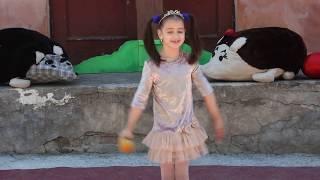 """Песня """"Люблюка"""" Милана Верзилова 6 лет"""