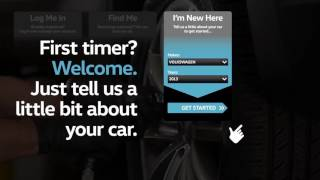 """homepage tile video photo for Welcome to Volkswagen 