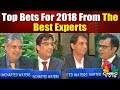 MF Cafe | Top Bets for 2018 from the Best Experts | CNBC TV18
