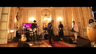 Aloe Blacc - Live@Home - Part 2 - Wake me up, Lift your spirit