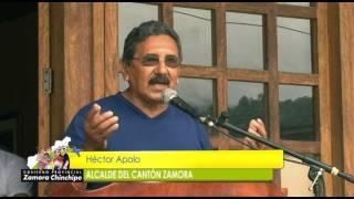 GOBIERNO PROVINCIAL ENTREGA ASFALTO AV  ALONSO DE MERCADILLO