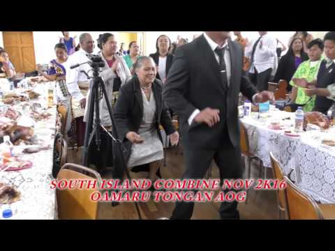 """TONGAN AOG IN NZ SOUTH ISLAND COMBINE """"LIFT JESUS HIGHER"""""""