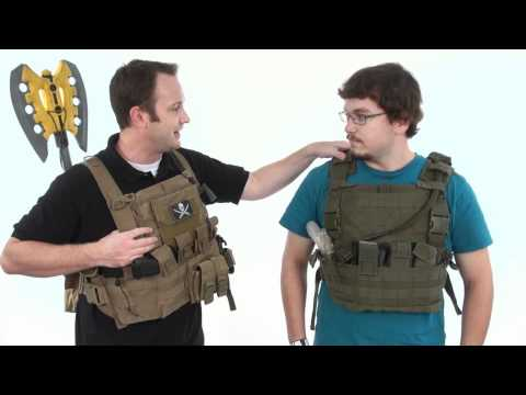 Airsoft GI - Tactical Gear Heads - Employee Game Edition