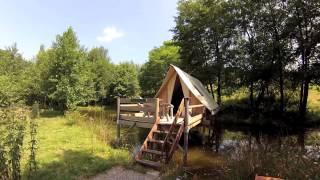 SITES ET PAYSAGES Camping Etang de la Fougeraie (58)