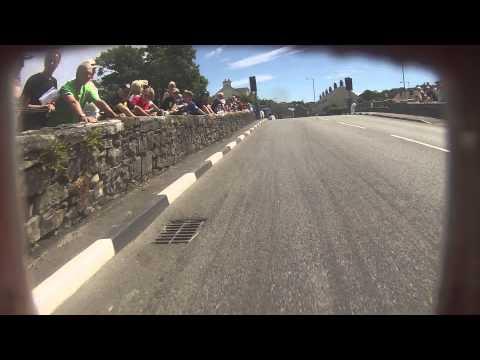 2014 Southern 100 Manx Gas Solo Championship Neil Watson @ArmyRace