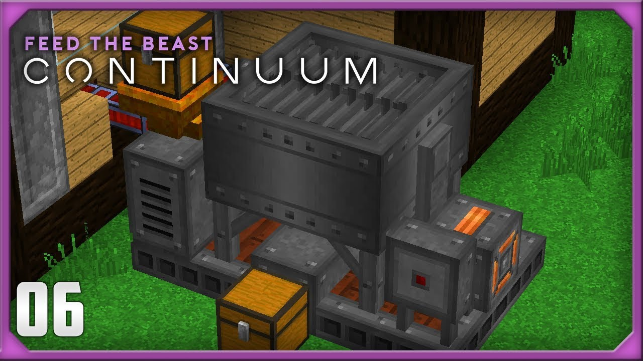 Feed the beast continuum download | Minecraft FTB Continuum