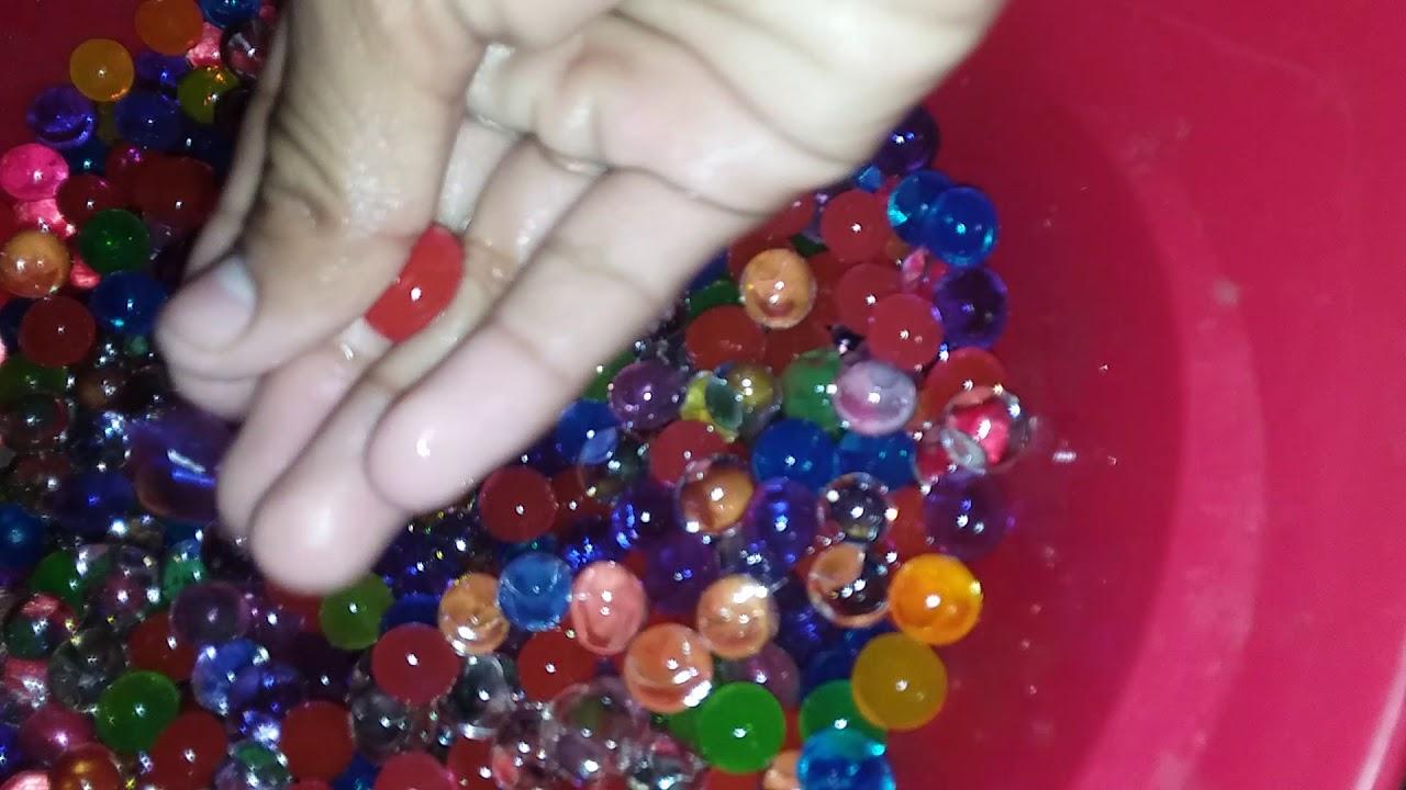 0041a8068 Bolitas que se inflan en el agua - YouTube